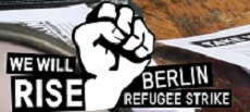 Berlin Refugee Strike - Update!